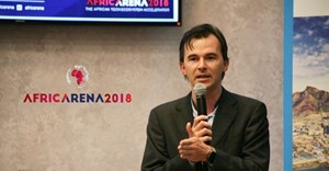 Christophe Viarnaud, founder of AfricArena and CEO of French-South African tech company, Methys.