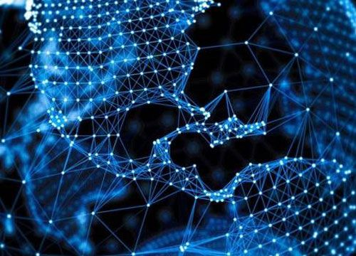 Blockchain could be a tool to help organizations balance size with agility