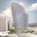 Studio Gang unveils plans for its first curvy LA tower