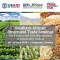 Landmark trade seminar for Africa