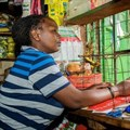 Jaza Duka benefits local communities by giving them quicker, more reliable access to the products they need most to support their families.