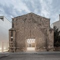 The Ancient Church of Vilanova de la Barca, Lleida, Spain by AleaOlea architecture & landscape. Image © Adria Goula