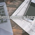 Event budgeting: The basics