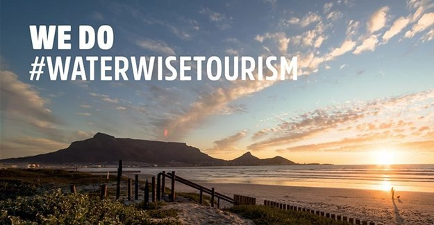 Joint marketing campaign to bring #WaterWiseTourism to the world