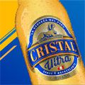 Cristal Ultra the new easy-drinking lager