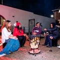 2017 SHE-EO SleepOut event - Constitutional Hill Women's Prison