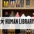 Don't judge a book by its cover - The Human Library