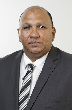 Seelan Naidoo, head of property and engineering at AGCS Africa