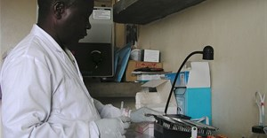 Very few laboratories in Uganda are accredited. Arne Hoel / World Bank