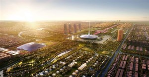 Foster+Partners unveils plans for a new sustainable city in India