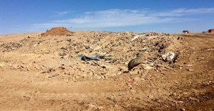 Vissershok Landfill is one of the few Western Cape waste sites that is fully operational and compliant with regulation. Photo: Eryn Scannell
