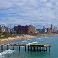 Image via  - Skyline of Durban.