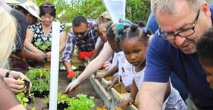 Call 2 Care uplifts communities with garden education, after-school programmes