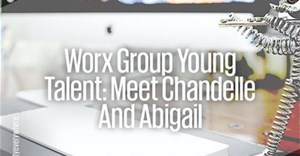 Worx Group young talent: Meet Chandelle and Abigail