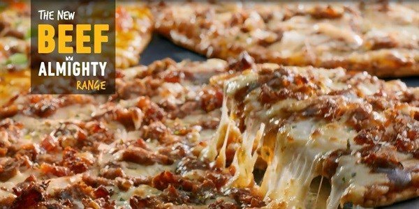 Singing the praises of Debonairs Pizza's Beef Almighty
