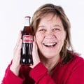 Sharon Keith of Coca-Cola Africa.