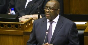 Nhlanhla Nene, minister of finance. Photo: The South African
