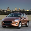 Chrome Copper Ford Fiesta