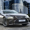 Lexus Luxury LS lands in SA