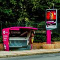 Zee World bus shelter campaign creates industry hype