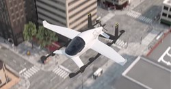 Uber plans to publicly demonstrate its flying taxi service in 2020.