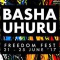 What's on at the 2018 Basha Uhuru Freedom Fest?