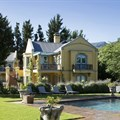Relax in the 5-star fairytale charm of Franschhoek Country House