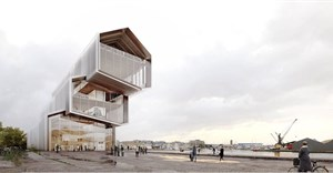 Kengo Kuma to design suspended museum on the Channel Coast of France