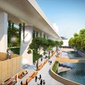 Mecanoo releases plans for Taichung Green Corridor in Taiwan