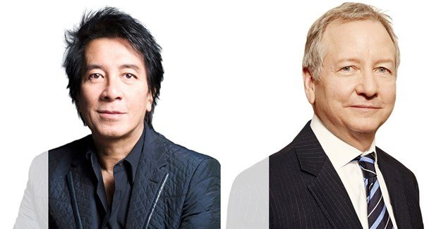 Tham Khai Meng, chief creative officer, The Ogilvy Group and John Seifert, chief executive, The Ogilvy Group. © .