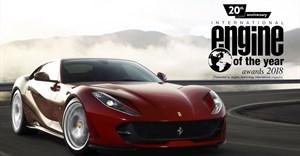 Ferrari wins best engine in the world, again