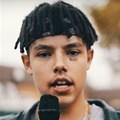 Hip-hop artist, J. Molley. © .