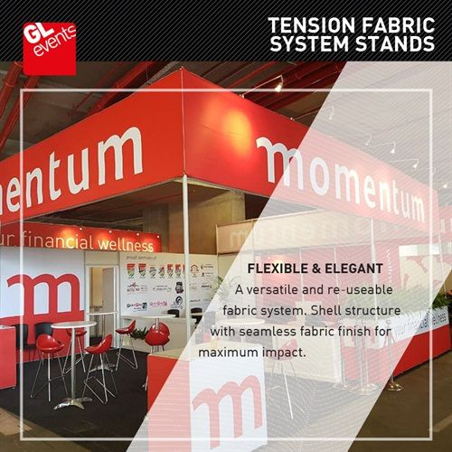 Tension Fabric system