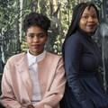 Think Creative Hub's cofounders and creative directors Nkgabiseng 'Nkgabi' Motau and Mukondi Ralushayi.