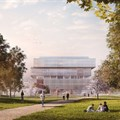 SHL Architects reveals images for Solvay's new HQ