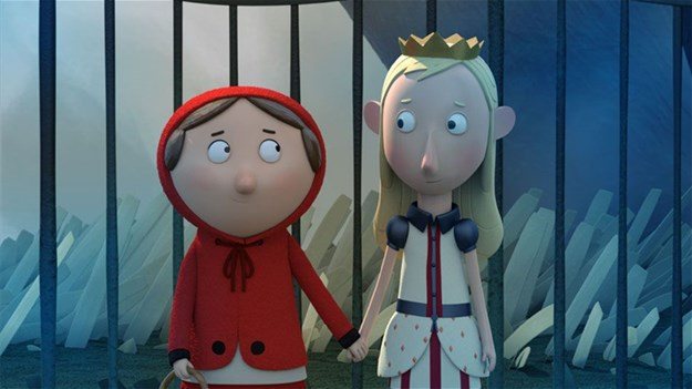 Revolting Rhymes and The Highway Rat now streaming only on Showmax