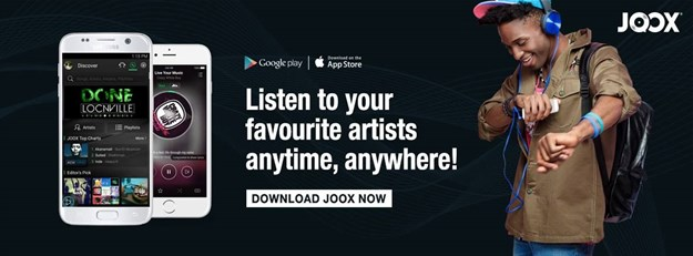 JOOX South Africa: Supporting SA artists through music streaming