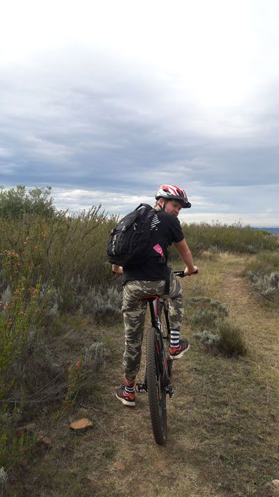 Unique game viewing with Gondwana's new mountain bike trails