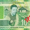 Sarb releases Mandela centenary banknote designs
