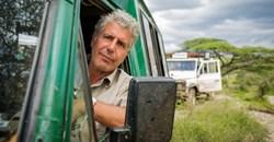Anthony Bourdain's window into Africa