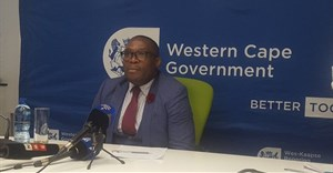 Western Cape MEC for Human Settlements Bonginkosi Madikizela addressed the spate of land occupations in a press conference on Thursday, 14 June. Photo: Mary-Anne Gontsana