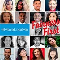 The first ever #MoreLikeMe Cannes Lions attendees.