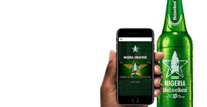 Heineken Nigeria campaign with Shazam.