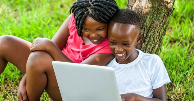 What Nigerian kids are searching for online