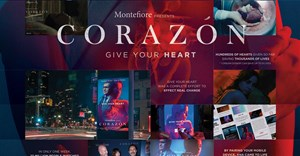 Health & Wellness Lions 2018 Grand Prix winner: The 'Corazon - Give Your Heart' integrated campaign for Montefiore by John X Hannes, New York with production and additional by Harbor Picture Company, New York.