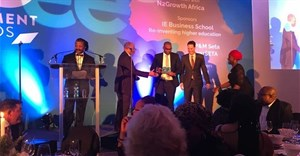 Winners of the first all-Africa Employee Engagement Awards