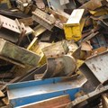 A jumble of steel scrap. Daniel Cooper,