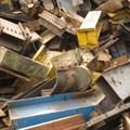 A jumble of steel scrap. Daniel Cooper,