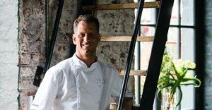 Chef Luke Dale-Roberts
