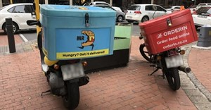 Food delivery men say they're exploited